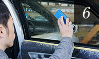 窓ガラス清掃と特殊清掃